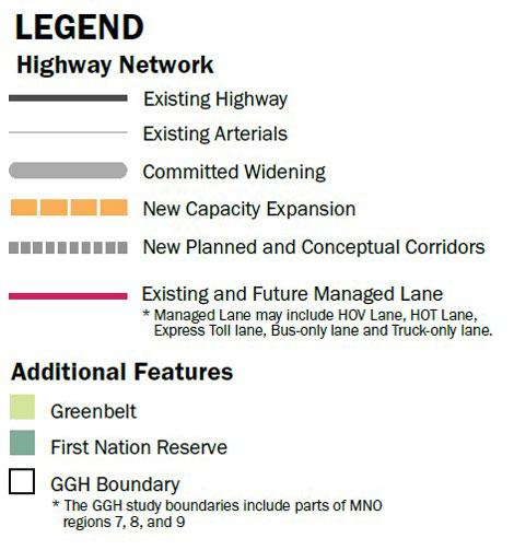 Map 2 Legend
